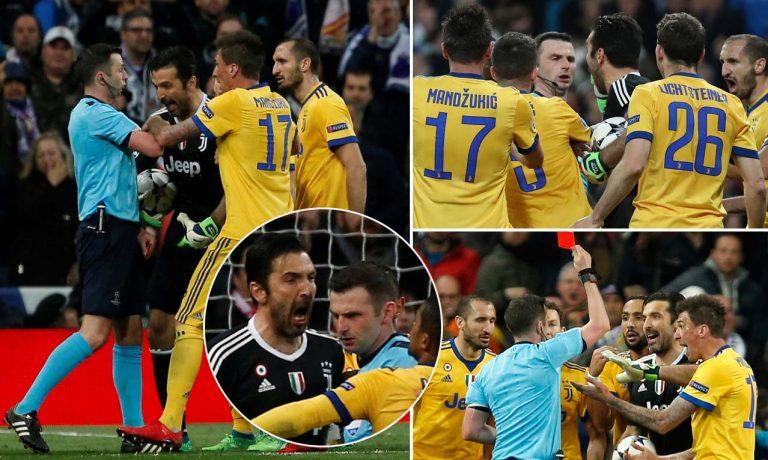 Buffon: E dhamë shpirtin, por na mori gjyqtari
