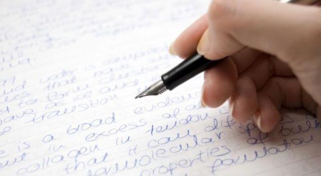 Ndryshimi i shkrimit e paralajmëron një sëmundje