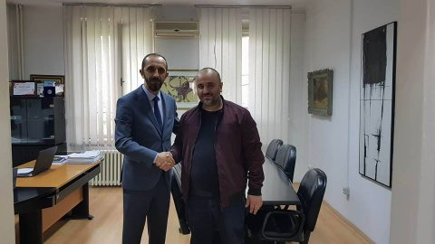 Strugani Fatos Lumani emërohet drejtor i Ansamblit Shtetëror Shqiptar të Maqedonisë