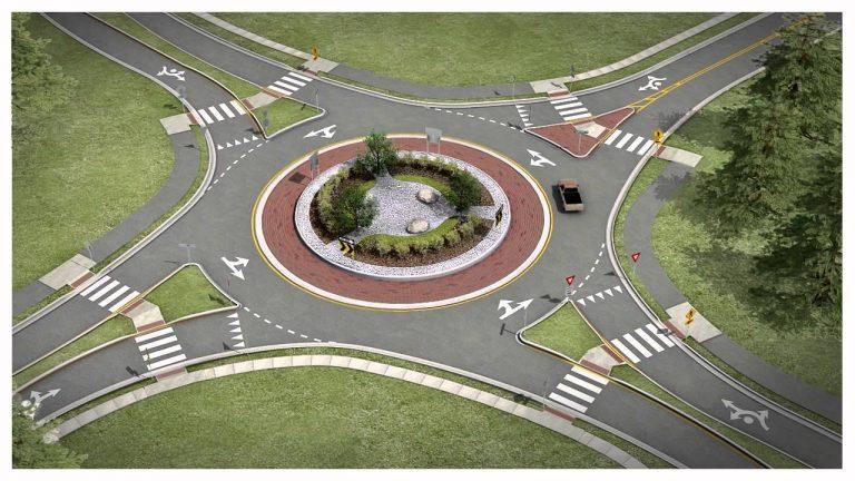 Ja cili shtet shpiku rrethrrotullimin në trafik