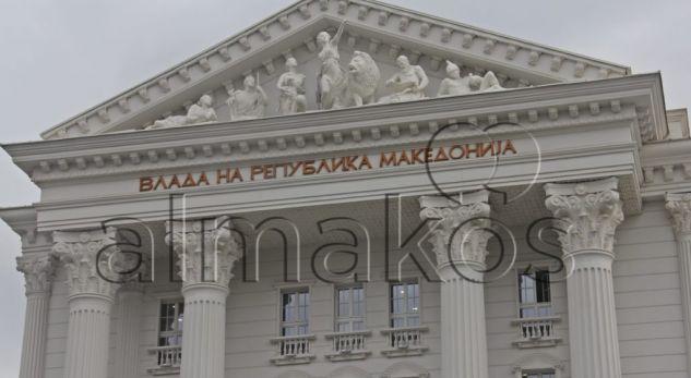 VMRO-DPMNE dorëzon mocionin për rrëzimin e Qeverisë