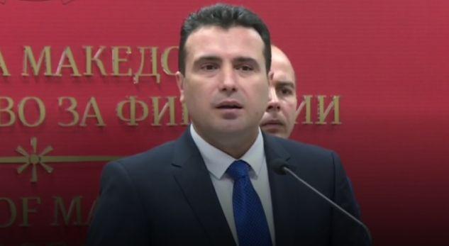 Zaev: Dy persona të inkriminuar janë pjesë e Qeverisë