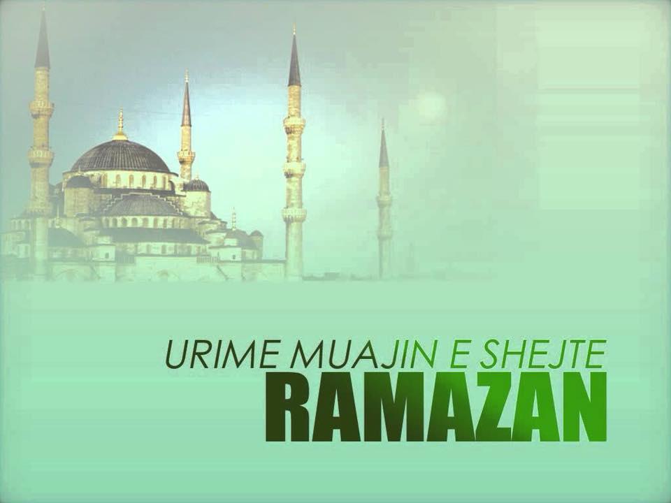 Kryetari i komunës së Strugës uron Muajin e Shenjtë të Ramazanit