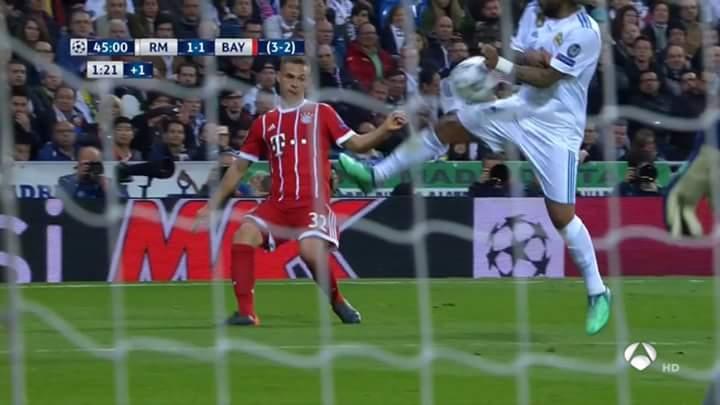 A ishte penallti për Bayern? Flet Marcelo…