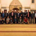 Myftiu Salim Sulejmani dhe kryetari i këshillit komunal Resul Kaba, falën teravinë në xhaminë e Veleshtës (FOTO)