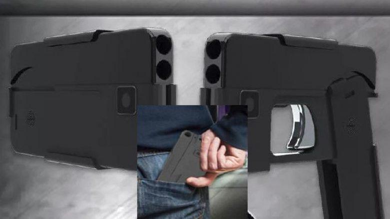 """""""Pistoleta celular"""" së shpejti në tregun amerikan – fshihet lehtë dhe mund të blihet për 500 dollarë! (FOTO/VIDEO+18)"""