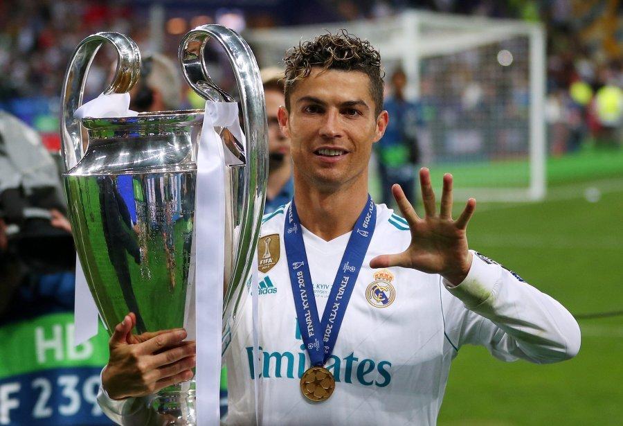 Ronaldo: Championsi duhet të quhet CR7 Champions League
