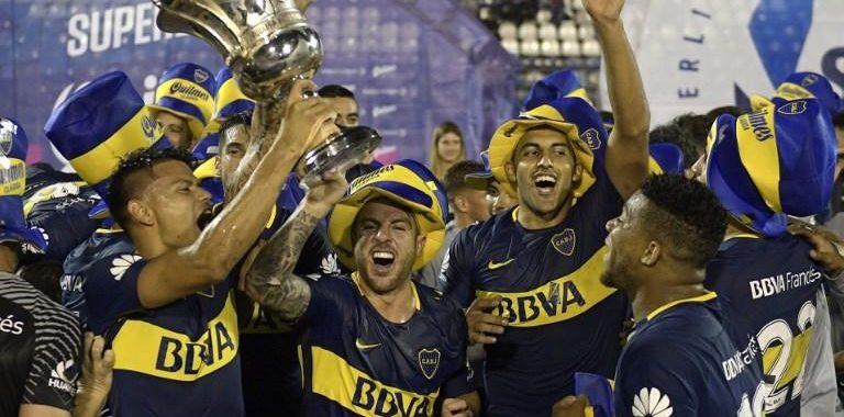 Boca Juniors fiton titullin kampion në Argjentinë