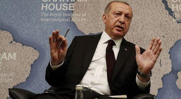 Turqia tërheq ambasadorët nga Amerika dhe nga Izraeli