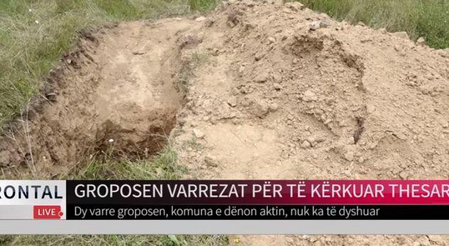 Në këtë fshat shqiptar masakrojnë varret për të gjetur flori (VIDEO)