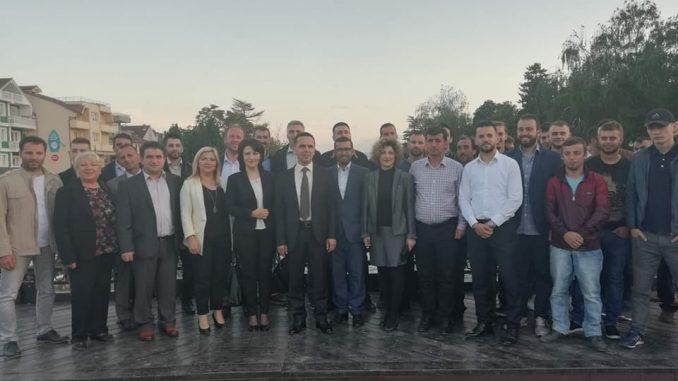Kasami nuk ndalet, realizon takime intensive në Strugë, Gostivar, Tetovë, Shkup e Kumanovë (FOTO)