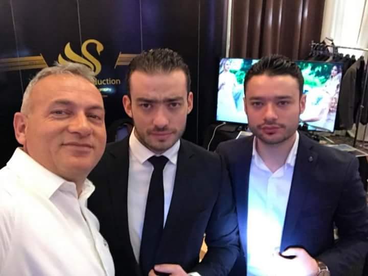 """Vëllezërit nga Struga, Dukagjin dhe Ardi Borova me produksionin """"MJELLMA"""" fituan të drejtën eksluzive të filmojnë konferencën ndërkombëtare në Francë (FOTO)"""