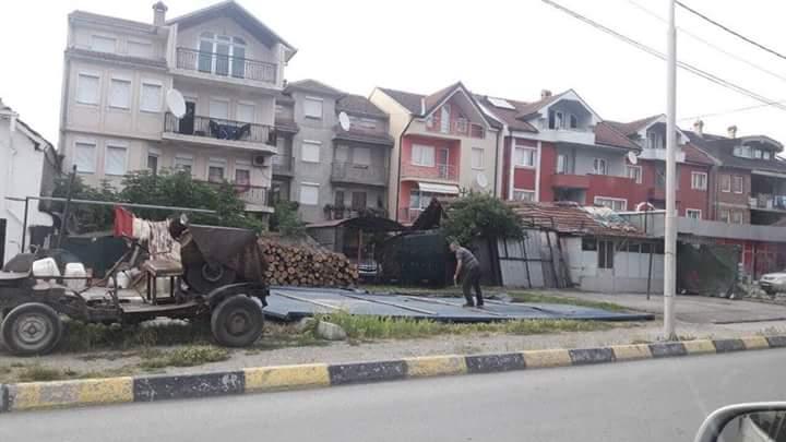 Komuna e Strugës: Vazhdojmë aksionin për lirimin e hapësirave të uzurpuara (FOTO)