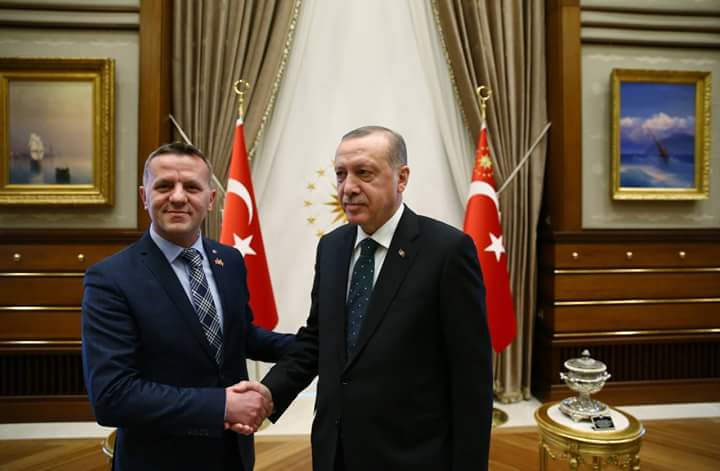 Vesel Memedi me fjalë të mëdha për fitoren e Erdoganit