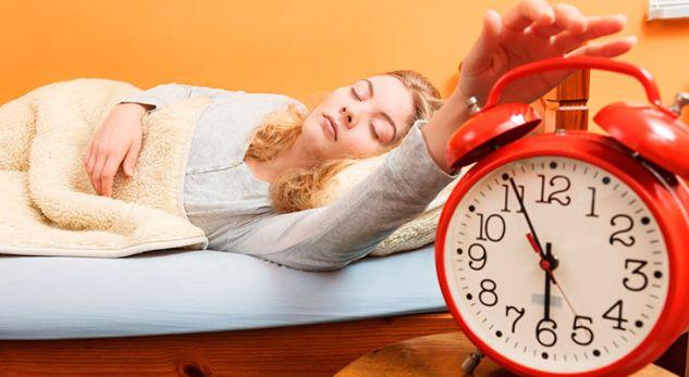 Gjumi i tepërt të dëmton!