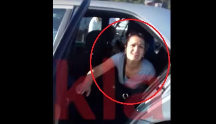 """""""Oj nanë ça kam bo"""", momentet e arrestimit të gruas që vrau burrin në Milot (VIDEO)"""