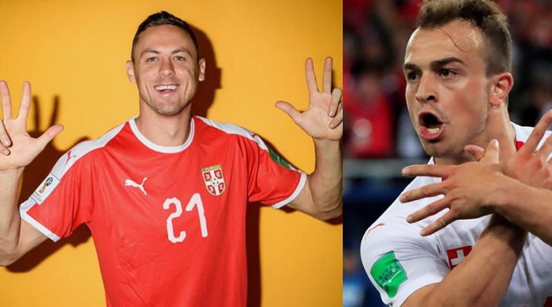 Skandali i vitit: FIFA heton shqiptarët për shqiponjën, mirëpo poston fotografinë nacionaliste serbe (FOTO)