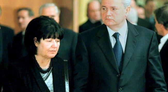 Dënohet me burg gruaja e Millosheviqit