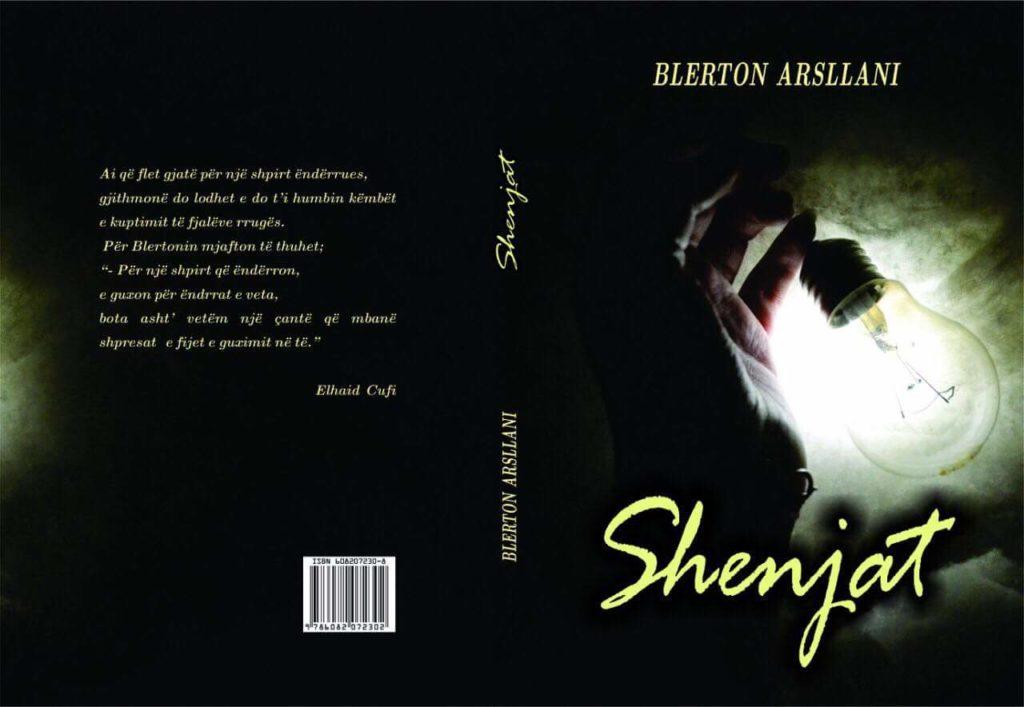 Blerton Arsllani: Sot me shumë lumturi ndaj me ju gëzimin tim, doli nga shtypi libri im i dytë