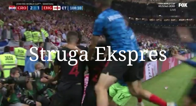 Historike: Kroacia prek finalen e botërorit, mposhti anglezët në minutat shtesë