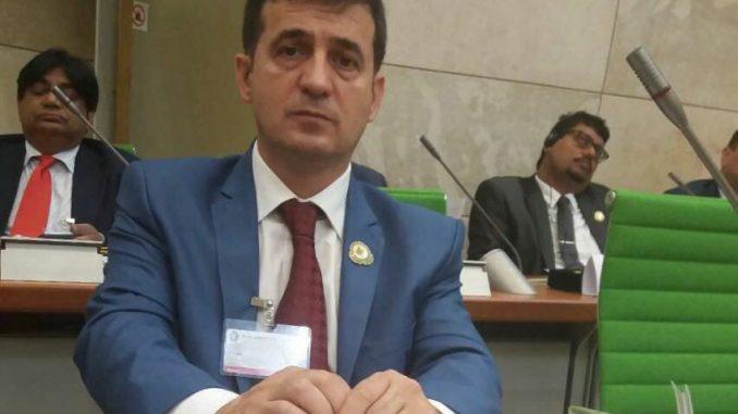 Nënkyetari i Lëvizjes Besa Fadil Zendeli, pjesëmarrës në konferencën e Parlamentit ndërkombëtar
