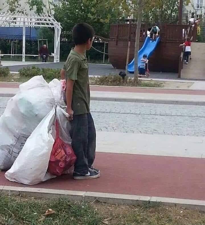 Ja sa e mjerë është jeta e shumë fëmijëvë shqiptar në Maqedoni (FOTO)