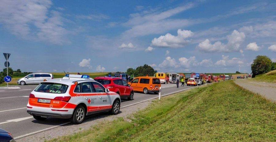Tragjedi: Babë e bijë vdesin në një aksident trafiku në Gjermani