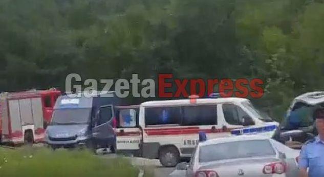 Familja pesë anëtarëshe që humbën jetën nga aksidenti, jetonte në Zvicër, kryefamiljari ishte 32 vjeç (VIDEO)