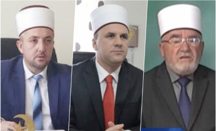 Myftitë nga Struga, Kërçova dhe Tetova reagojnë kundër Zekirit, mbrojnë Reisin (dokument)