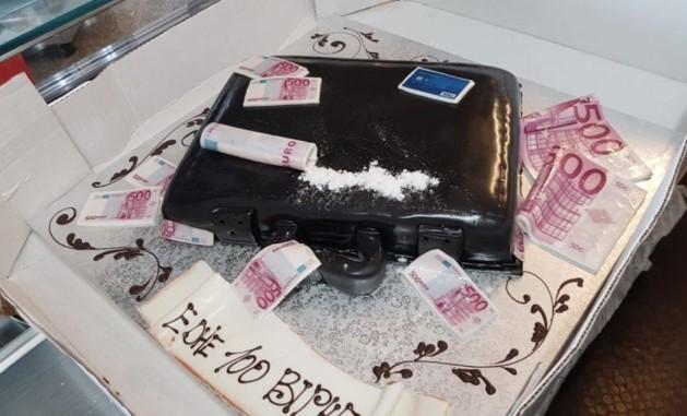 """""""Edhe 100 të thithme!"""" Torta me kokainë 'merr në qafë' shqiptarin (FOTO)"""