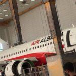 Gati për fluturim avioni i parë i kompanisë shqiptare 'Air Albania'