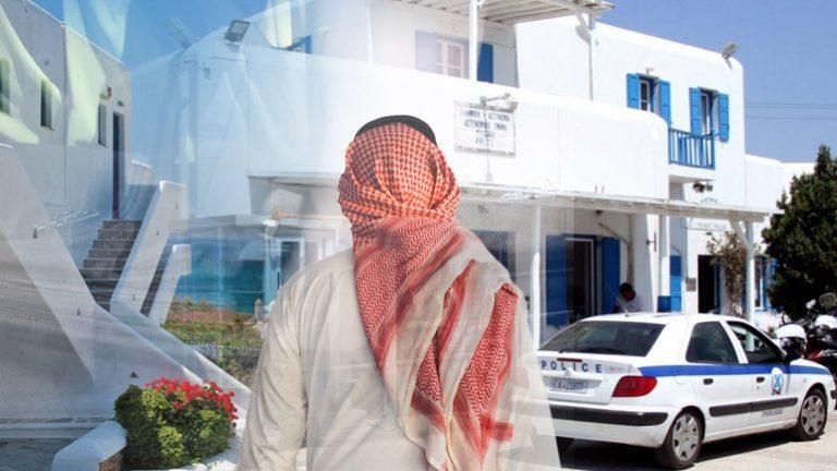 Princi saudit e pëson keq në ishullin grek, hajdutët i marrin valixhet me 1 milion e 200 mijë euro
