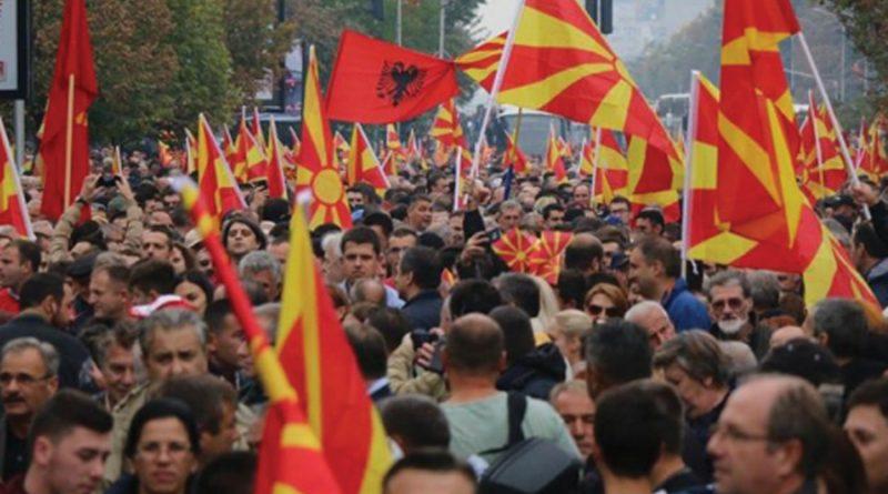 LSDM me shqiptarët i del para VMRO-së