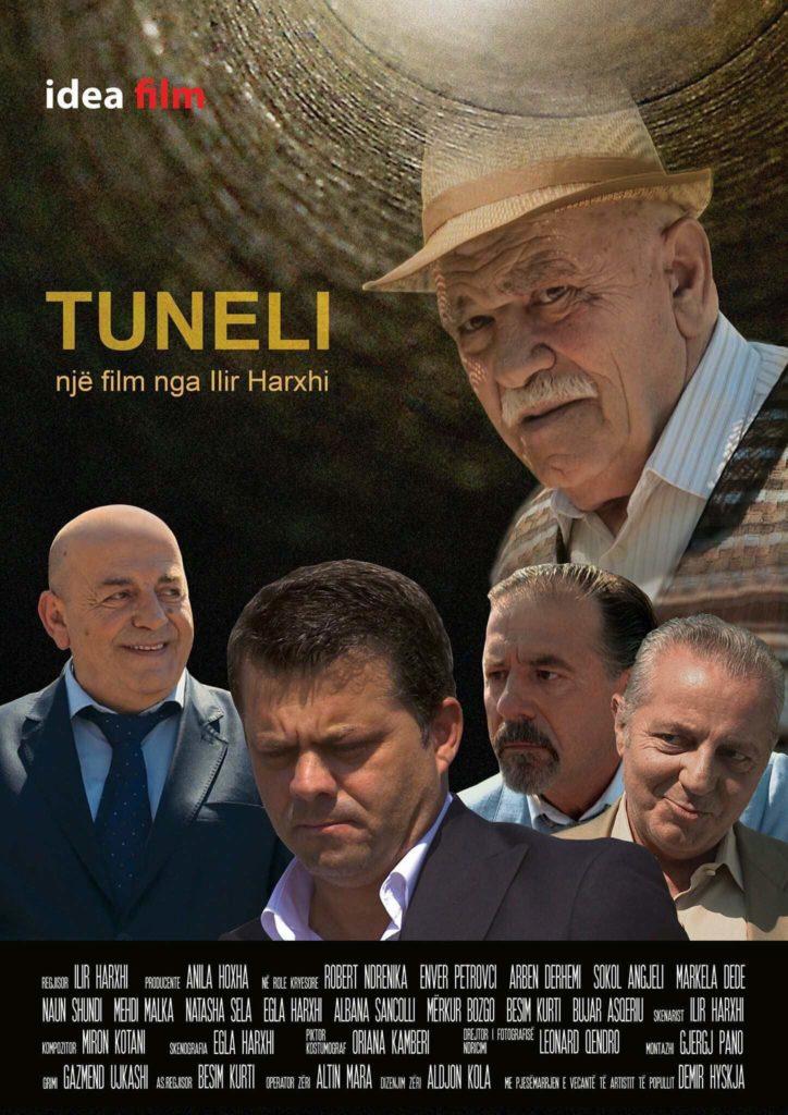 """Sonte në """"K'tu Fest' shfaqet filmi shqiptar """"Tuneli"""" (FOTO)"""
