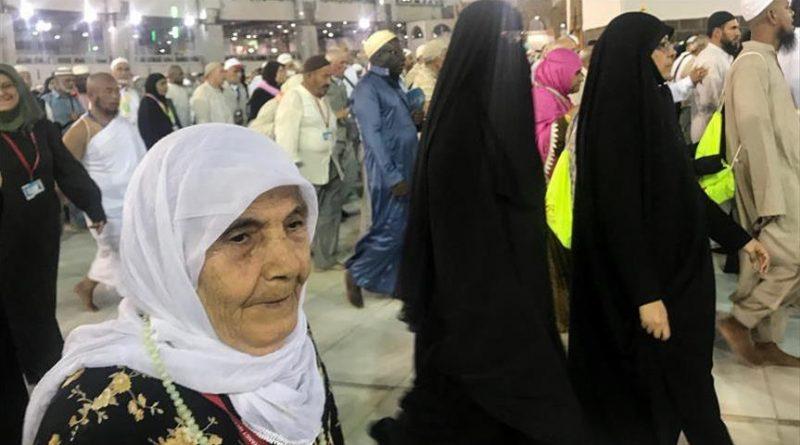 Mbërrin në Tokën e Shenjtë 103 vjeçarja për të kryer Haxhin