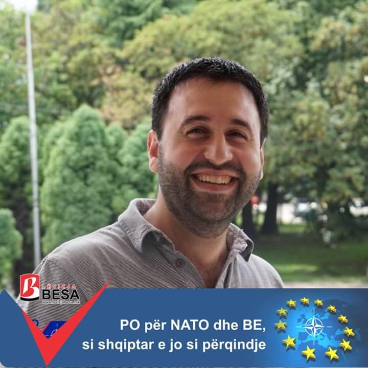 """Loja që po luajnë LSDM dhe VMRO-DPMNE i ngjan asaj lojës të """"policit të mirë"""""""