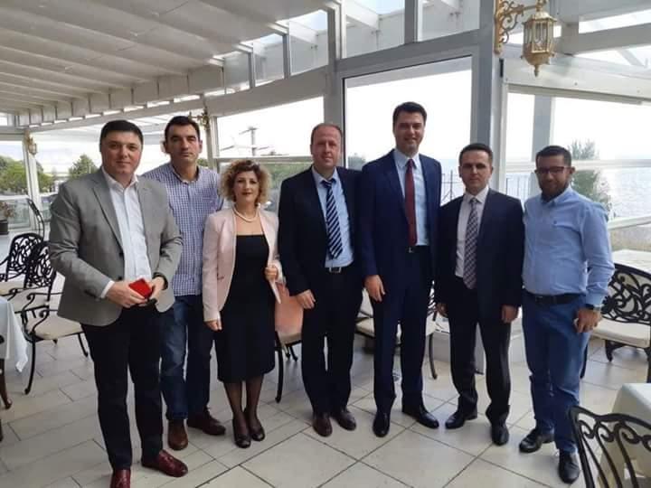 BESA: Mbështetje e fuqishme nga Struga për Lëvizjen BESA dhe kryetarin Bilall Kasami (FOTO)