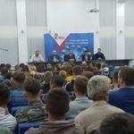 Bilall Kasami për fushatën e Referendumit ishte në Kumanovë (FOTO)