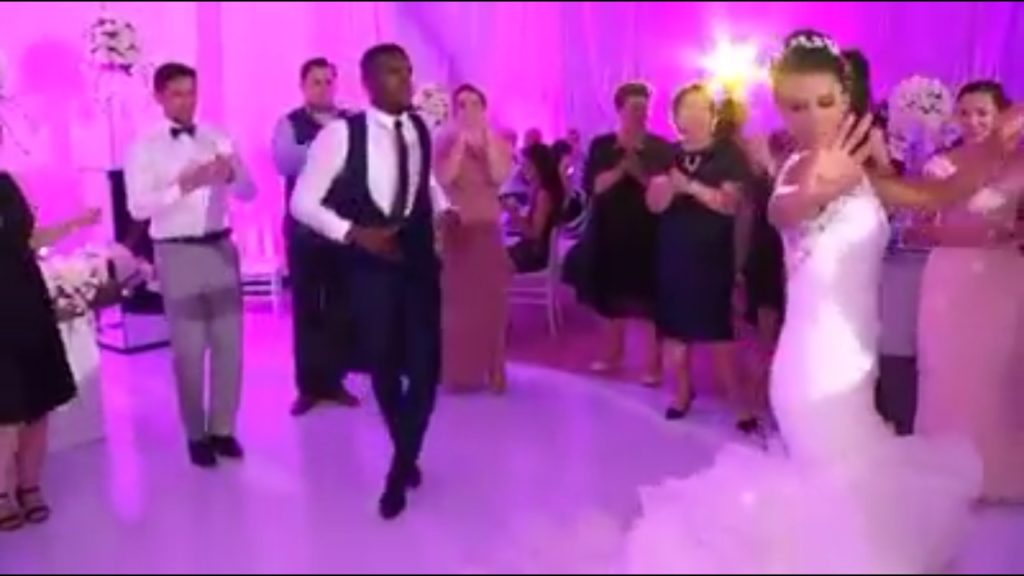 Shqiptarja martohet me të huajin, video po bën bujë në rrjetet sociale