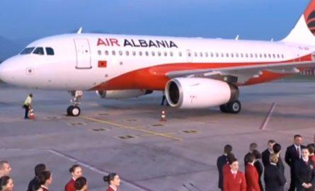 """Air Albania"" nisi fluturimin"