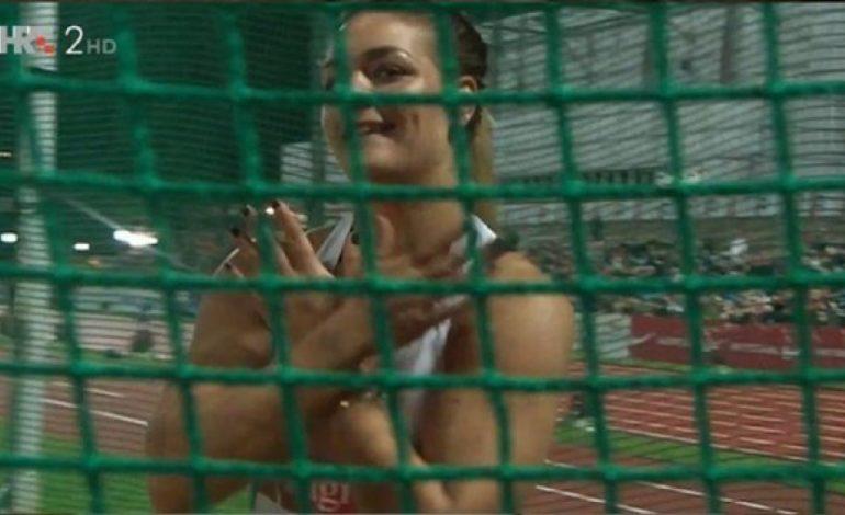 Atletja kroate bën shqiponjën, zemëron serbët