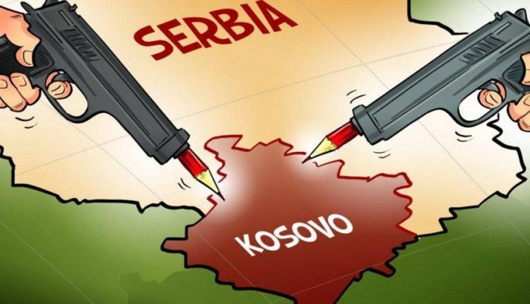 Politico: Të vizatosh kufij të rinj, me gishtin në këmbëz të armës!
