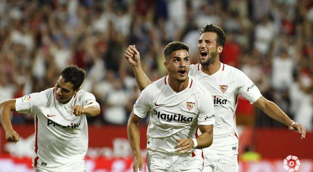 Sevilla i mban leksione Real Madridit