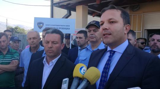 Spasovski: Ndjej keqardhje për vrasjen, polici ka qenë i pranuar në kohën e VMRO-DPMNE-së