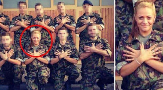 Kjo është Jetmira, vajza e parë shqiptare që ka kryer ushtrinë në Zvicër (VIDEO)