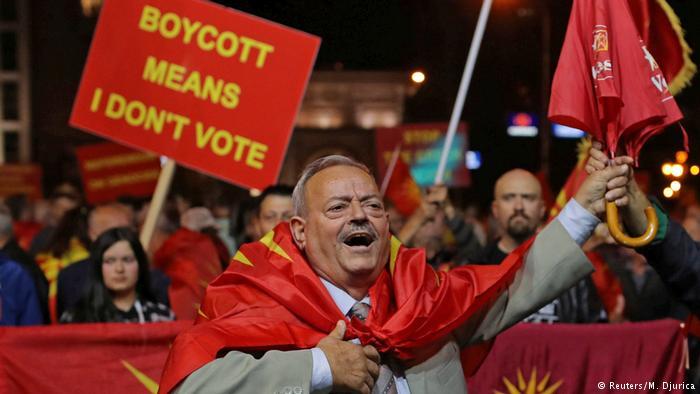 Dёshtimi i referendumit nё Maqedoni, njё mёsim i hidhur