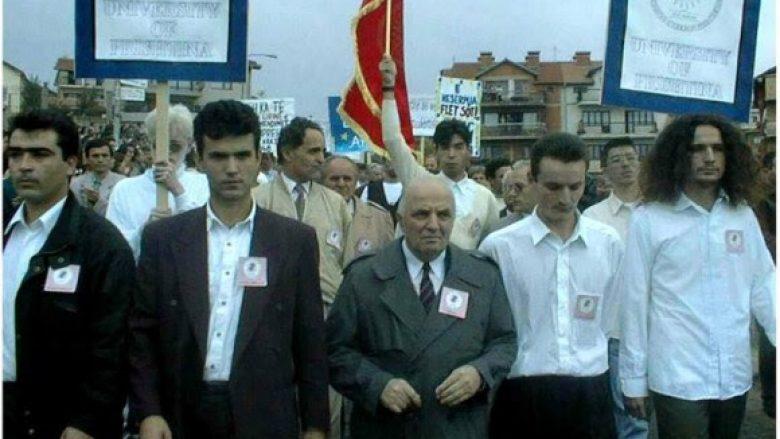 Sot bëhen 21 vjet nga protestat e Lëvizjes Studentore të vitit 1997
