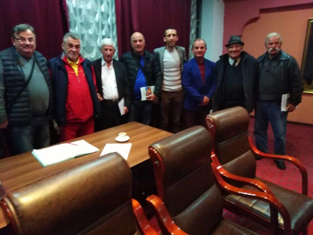 Fiat Shate zgjidhet nënkryetar i Lidhjes së Klubeve Sportive në Strugë (FOTO)