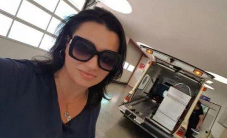 Për një dënim të policisë në Strugë, Merdine Ameti përfundon në burg (FOTO)