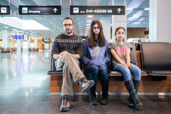 Familja që po kërkon azil në Zvicër po jeton qe shtatë javë në zonën transit të aeroportit